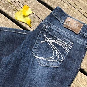 •Silver Jeans• suki style